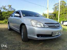 Toyota Allion car on sale.