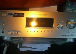 Sony home theatre system receiver