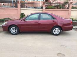 Tokunbo 2005 Toyota Camry LE for 1.95M