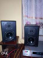 A pair of Monitor Speakers for sale
