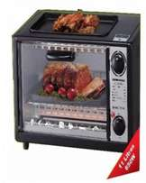 Master Chef 11 Liters Toaster Oven - Baking + Toasting + Grilling