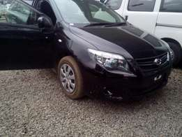 Toyota fielder choice of 3