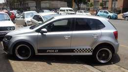 Polo GT 1.6 with tuboo