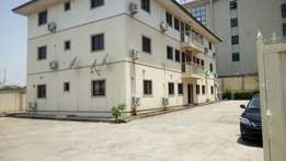 Service 2 bedroom flat for rent in Wuse 2