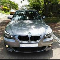 2009 BMW 520D Msport A/T For Sale