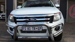 2014 Ford Ranger 2.2 6 speed gear, Available for Sale