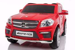 mercedes benz GL63 ride on car