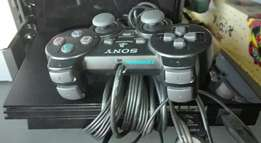 Ps2 with 1 remote