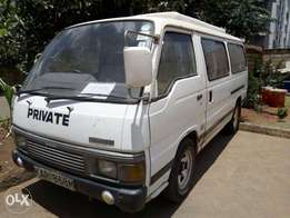 Nissan caravan petrol local private kah asking 550k