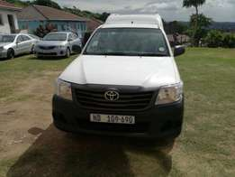 2012 toyota hilux sinsle cad d4d in good condition for sale urgently