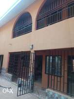 2rooms and parlour at transekulu opposite open University with steady