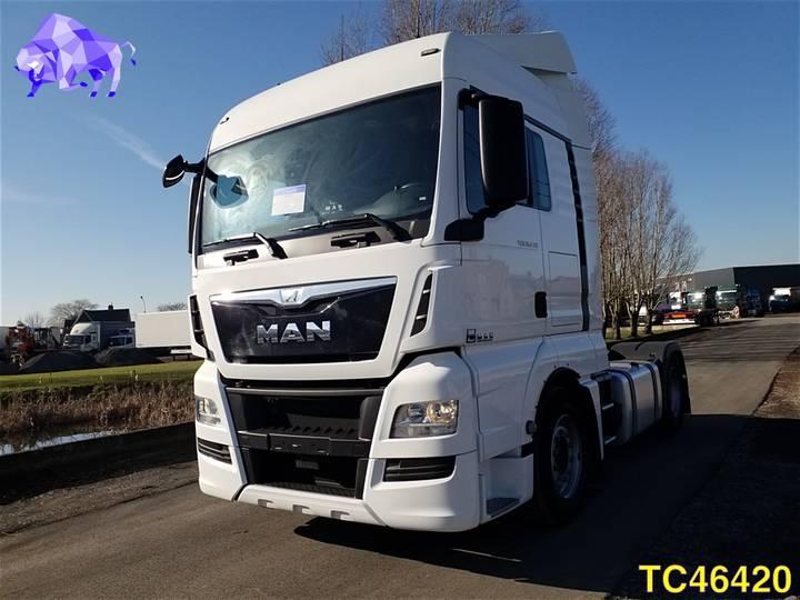 MAN TGX 440 Euro 6 INTARDER - 2017