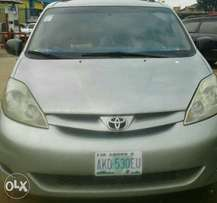 Registered Toyota Sienna with DVD, Camera, Navigation, Bluetooth