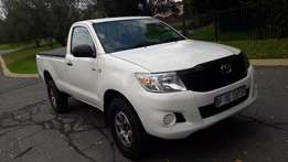 2012 Toyota Hilux Raider 2.5D-4D S/C SRX for sale