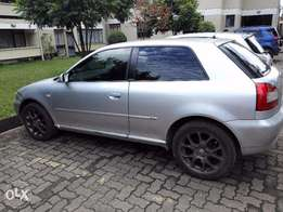 QUICK SALE! Audi A3 2002 Model, Very low MILEAGE. Very CLEAN!