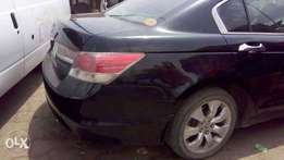 Neatly used Honda accord