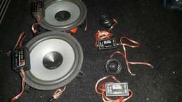 Hertz Split system and Sub