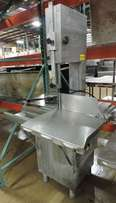 Commercial Stainless Steel Meat Band Saw