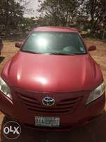 Like now Toyota camry up for sale.
