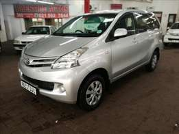 2013 Toyota Avanza 1.5 SX, Only 136000km with Full Service History