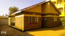 3 bedroom en suite own compound in Ngala estate,Nakuru.