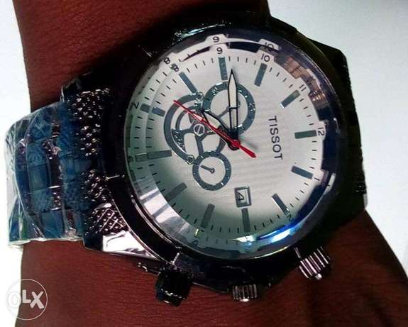 Tissot Silver Men Wristwatch Lekki Phase 1 - image 3