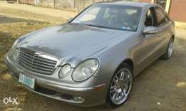 Benz E320 very clean used 05