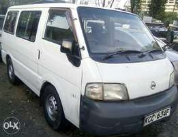Nissan vanett on sale