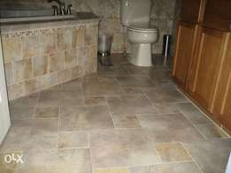 Professional Floor, Wall and Bathroom Tiles Installation Services