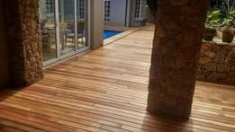 Ecowood Composite and wooden decking specialists