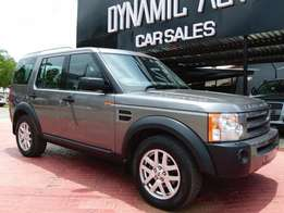 2008 Land Rover Discovery 3 TDV6 SE A/T R199 900