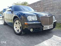 Chrysler 300C 2006-8 Diesel with sunroof Automatic