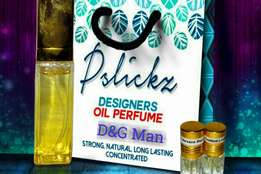 D&G Man (30ml With 2 Free 5ml Samples In A Pack)