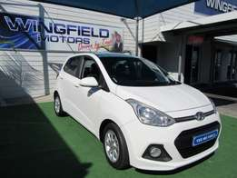 2013 Hyundai I10 Grand 1.25 Fluid