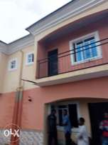 Two bedroom duplex to let