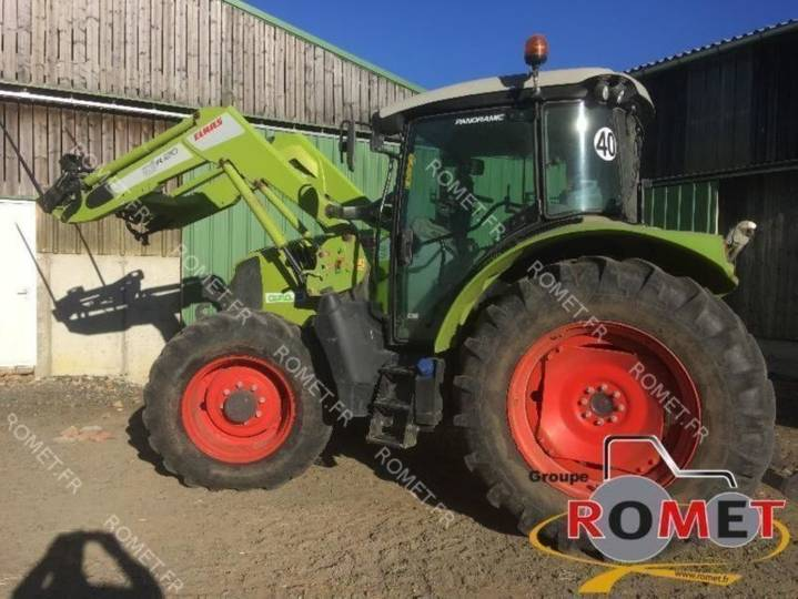 Claas arion440 - 2016