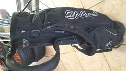 GOOD BYE. Ping gholf set with bag