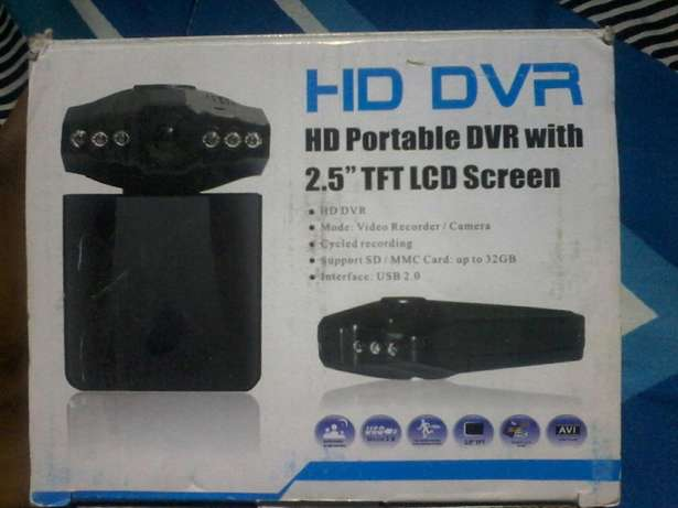 New HD portable DVR camera Uitenhage - image 1