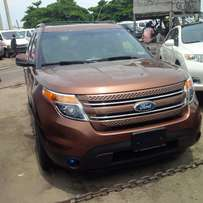 2012/13 Ford Explorer, Limited Edition