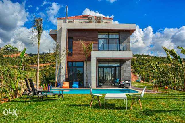 Luxurious Villa in Damour, Starting 390.000$