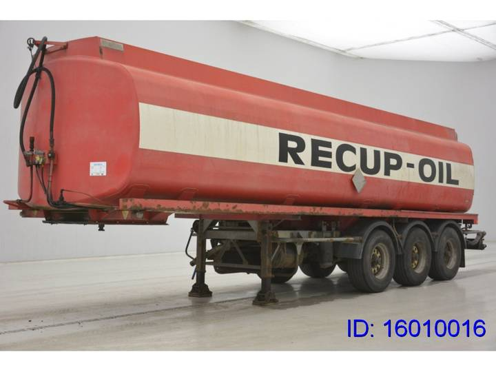 Atcomex Tank 33000 liter - 1992