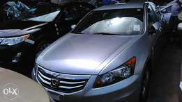 Tincan cleared Honda accord 09 fuloption