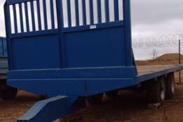 Flat Deck Trailer Farm trailers