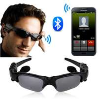 Stylish bluetooth sunglasses can take calls and play music