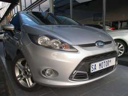 2011 Ford Fiesta 1.6 S 5 Dr.