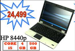 Hp8440p Corei5/4/500 laptop