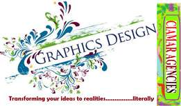 graphic designs posters, wedding cards, certificates, data entry etc.