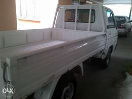 Bakkie hire/ furniture removal
