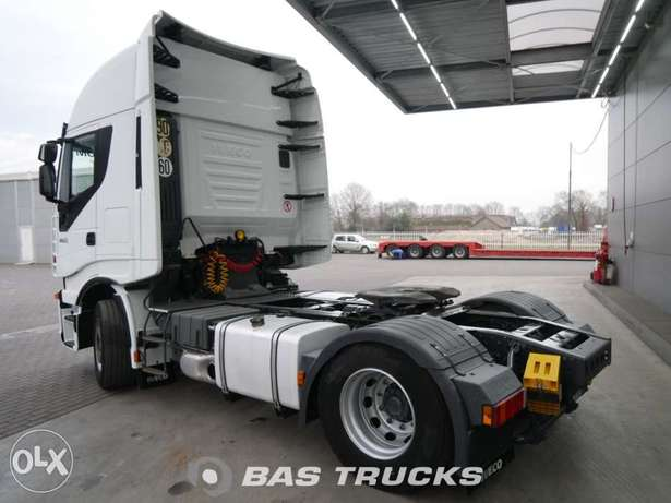 IVECO Stralis AS440S46 - For Import Lekki - image 2