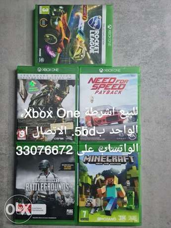 Microsoft Xbox One Games for sale